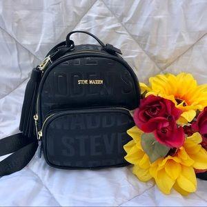 🖤New Steve Madden mini backpack Black🖤